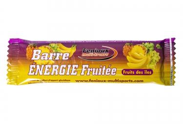 FENIOUXBarres Energie Fruitée FRUITS DES ILES