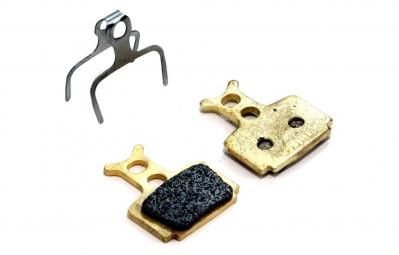 BRAKE AUTHORITY Paire de Plaquettes pour FORMULA C1 / CR1 / CR3 / T1 / THE ONE / R1 / RX / R0 / CURA - Agressive
