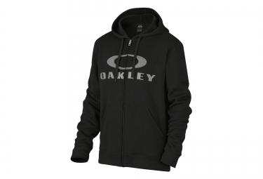 OAKLEY Veste à Capuche ELLIPSE Coupe Droite Noir