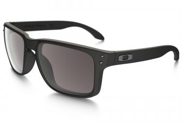Gafas de sol Oakley Holbrook Mate Negro / Gris Cálido Ref 9102-01
