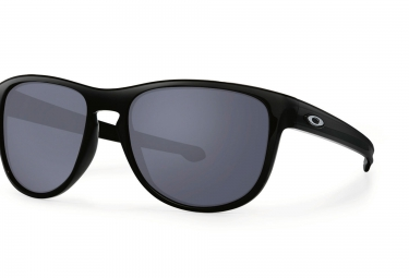 OAKLEY Sunglasses SLIVER R Matte Black / Grey Ref OO9342-01