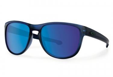 OAKLEY Sunglasses SLIVER R Matte Trans / Blue Iridium Ref OO9342-09