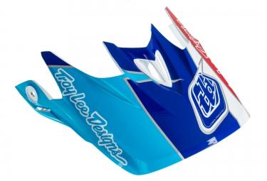 TROY LEE DESIGNS Visière D3 STINGER Bleu
