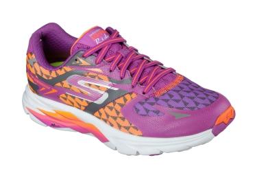 SKECHERS Shoes GO RUN RIDE 5 Pink Women