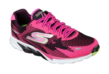 SKECHERS 2016 Shoes GO RUN 4 Pink Women