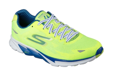 SKECHERS 2016 Shoes GO RUN 4 Yellow