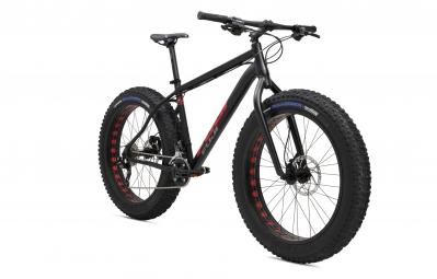 Fatbike Fuji WENDIGO 1.1 26'' Noir / Rouge 2016