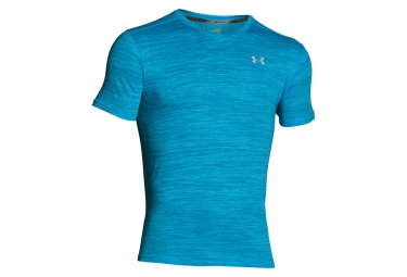 UNDER ARMOUR Short Sleeves Jersey STREAKER RUN Blue