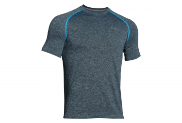 UNDER ARMOUR Short Sleeves Jersey TECH Grey Blue