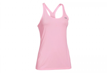 UNDER ARMOUR Women Tank Top HEATGEAR ARMOUR RACER Pink