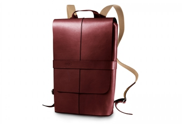 BROOKS Sac à Dos PICCADILLY LEATHER Bordeaux