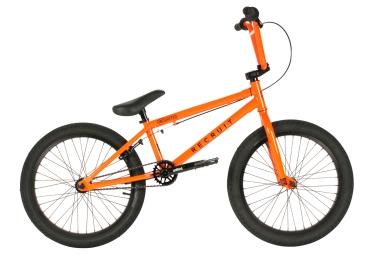 BMX Freestyle United RECRUIT JR 18.5'' Orange 2016