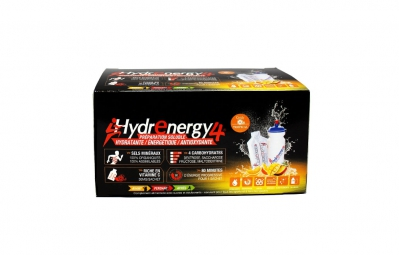 HYDRENERGY4 10 Sachets Boisson Isotonic Tropical
