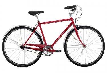 FAIRDALE Vélo Ville DAYBIRD Taille Unique Rouge