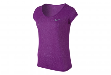 NIKE Débardeur DRI-FIT COOL BREEZE Violet Femme