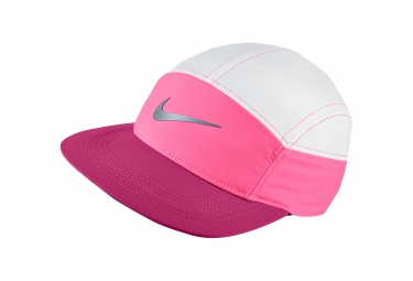 NIKE Casquette Réglable AW84 Rose