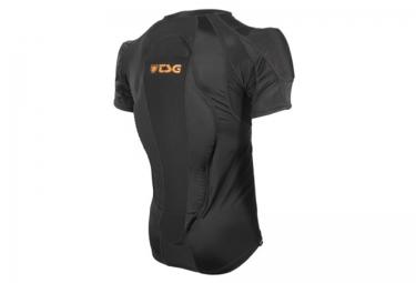 TSG Veste de Protection Manches Courtes FRAG ADVANCED D3O Noir