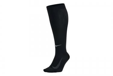 Paire de Chaussettes de compression NIKE ELITE LIGHTWEIGHT COMPRESSION Noir