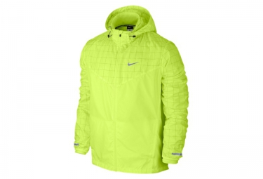 NIKE Veste FLICKER VAPOR FLASH Jaune Homme