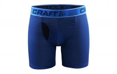 CRAFT Boxer Homme GREATNESS 6´´ Motif Bleu