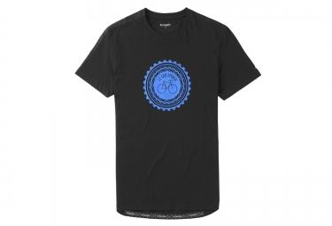 LE COQ SPORTIF T-Shirt TOUR DE FRANCE FAN N°5 Noir Bleu