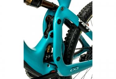 YETI 2016 Vélo Complet 27,5´´ SB6C Carbone Sram GX 11 Vitesses Bleu