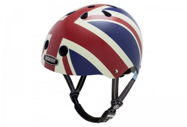 Casque Bol Enfant NUTCASE LITTLE NUTTY Union Jack