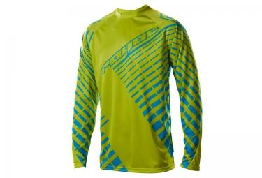 ROYAL Long Sleeves Jersey IMPACT Green Blue