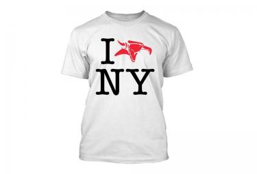 ANIMAL T-Shirt I LOVE NY Blanc