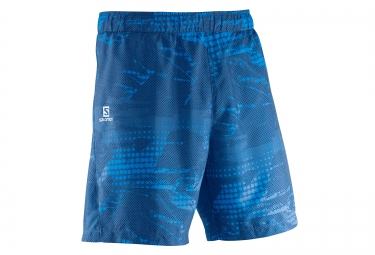 SALOMON Short 2 en 1 PARK Bleu