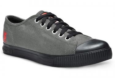 CHROME Paire de Chaussures KURSK Pro SPD Gris Noir