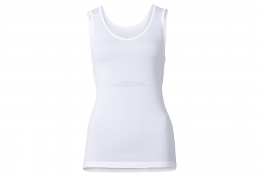 Débardeur Femme ODLO EVOLUTION X-LIGHT Blanc