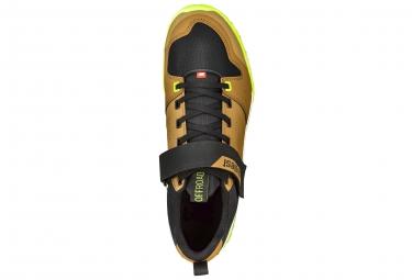 Chaussures VTT SUPLEST OFFROAD SERIES Noir Jaune Marron