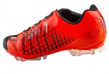 Chaussures VTT SUPLEST EDGE 3 PRO Noir Rouge