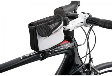 Sacoche de Cadre Triathlon LOUIS GARNEAU GEL BOX 0.4L Blanc