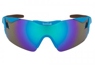 Lunette Cyclisme BOLLE 6th SENSE AG2R Bleu Marron - Violet