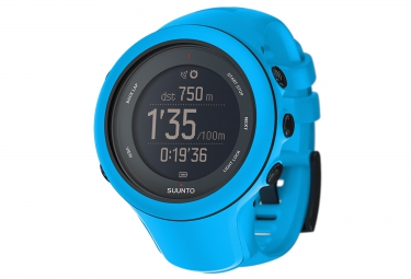 Montre GPS Suunto AMBIT3 SPORT HR Smart Sensor Bleu