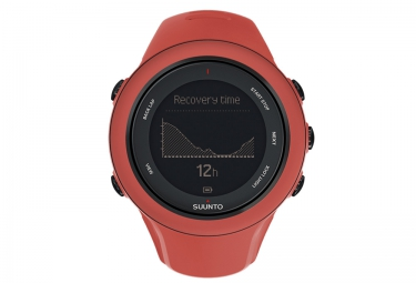 SUUNTO Montre GPS AMBIT3 SPORT HR Coral + Ceinture cardiaque Smart Sensor