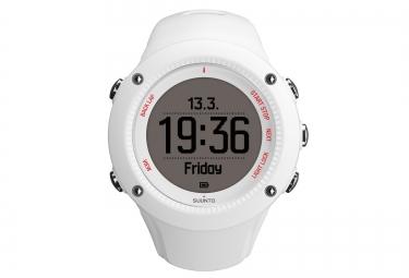 SUUNTO Montre GPS AMBIT3 RUN Blanc