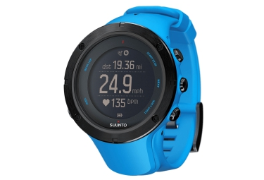 Montre GPS Suunto Ambit3 Peak HR Smart Sensor Bleu