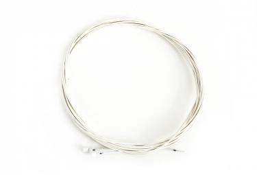 2 Cables de Dérailleur MSC Blanc