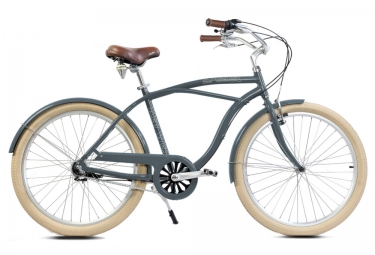 Beach Cruiser ARCADE KEY WEST 2016 26´´ Taille 48 Gris