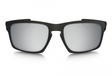 Lunettes Oakley SLIVER Noir Argent