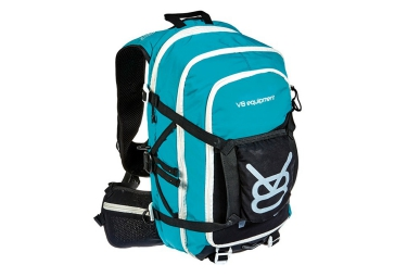 Sac a Dos V8 EQUIPEMENT FRD 20.1 Noir Turquoise