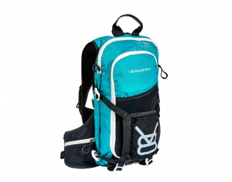 Sac a Dos V8 EQUIPEMENT FRD 11.1 Noir Turquoise