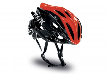 Casque KASK MOJITO SPECIAL Noir Rouge