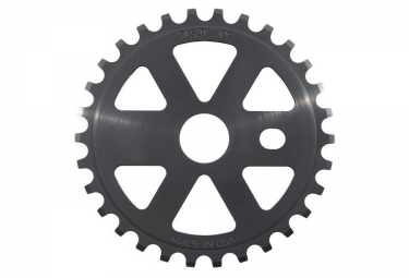 Plateau BMX S&M X-MAN Noir