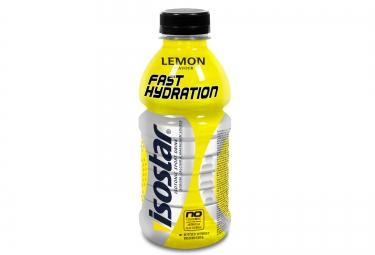 ISOSTAR Boisson Energétique FAST HYDRATATION Citron