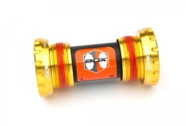 Boitier de pédalier BOX EXTREMUM, Axe 24mm, Or