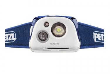 Lampe Frontale PETZL REACTIK Bleu